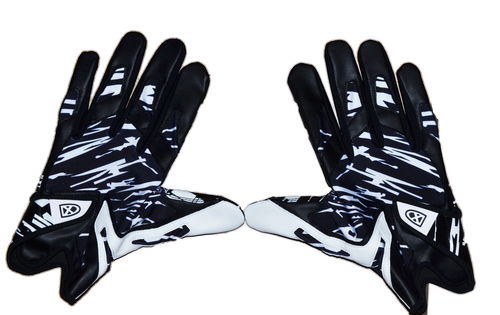 """Ball Out"" Football Gloves  ""SUPER STICKY"""