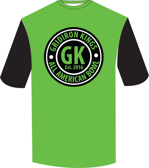 Gridiron Kings Est. 2016 Tee - Youth and Adult sizes