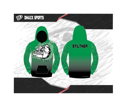 Tazewell Bulldogs Custom Hoodie - Adult sizes