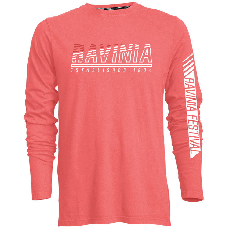 LONG SLEEVE TEE GRAPEFRUIT