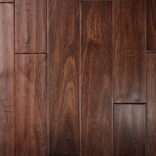 "ARK Floors Artistic Collection 1/2"" x 5"" Acacia Latte Engineered Hardwood"