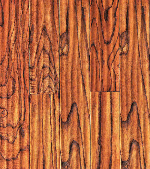 "ARK Floors Artistic Collection 1/2"" x 6"" Wild Toona Caramel Engineered Hardwood"