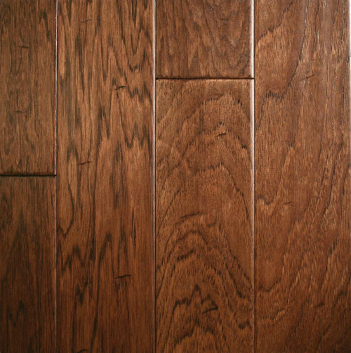 """ARK Floors Artistic Collection 1/2"""" x 5"""" Hickory Spice Engineered Hardwood"""