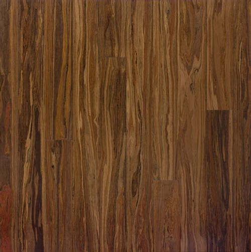 "EcoTimber Strand Poplar 3-7/8"" Afternoon Tea Tobacco"