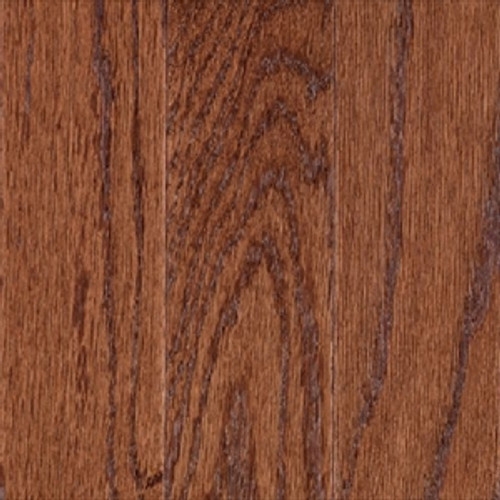 "Mohawk American Retreat Gunstock Oak 5"" Engineered Hardwood"