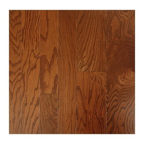 """Nuvelle American Collection Engineered Hardwood 3"""" Red Oak Sepia"""