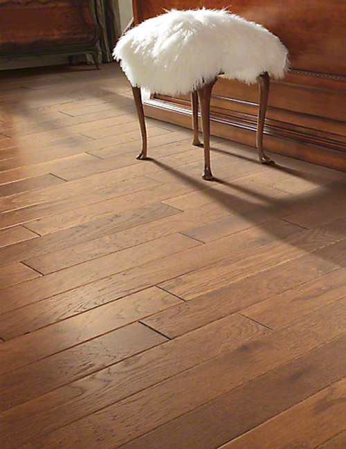 "Anderson Bentley Plank Hammer Glow 5"" Engineered Hardwood"
