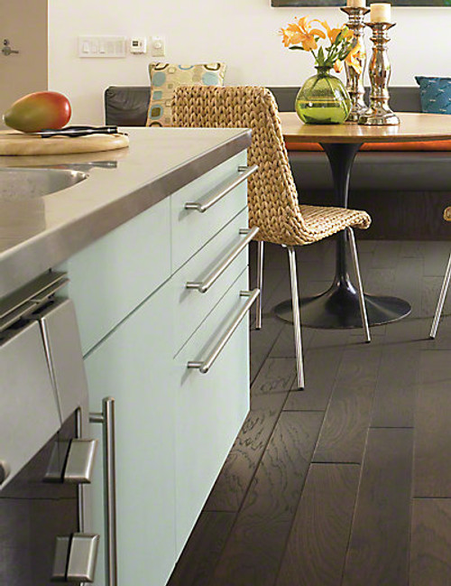 "Anderson Bentley Plank Pewter 5"" Engineered Hardwood"