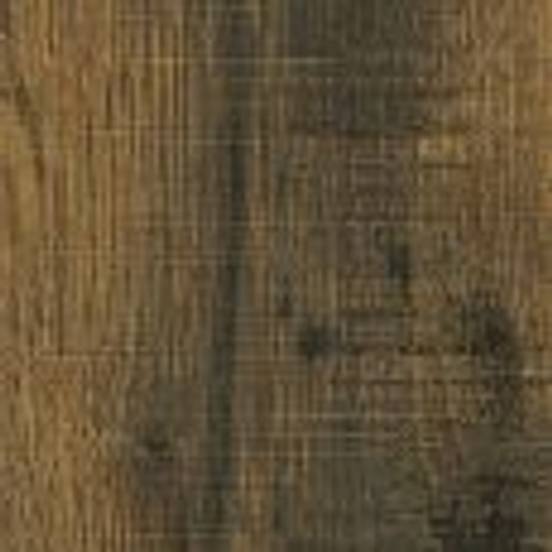 """Armstrong Laminate Architectural Remnants 7.6"""" Plank Skip Blackened Brown"""