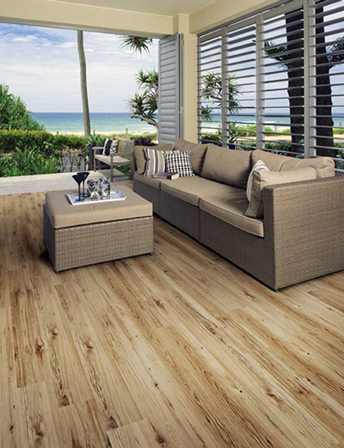 Home Legend Nu Elements Pine Natural 7 x 48 Luxury Vinyl Plank