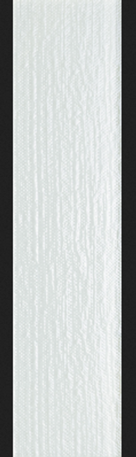"Earthwerks Creekside Shimmering Ice 3"" x 12"" Glass Tile"