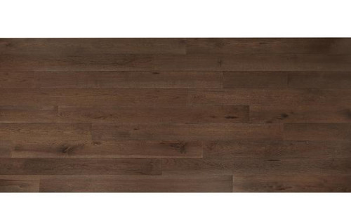 """From The Forest Choice Grey Bridge Hickory 1/2"""" x 7.5"""" Hardwood"""