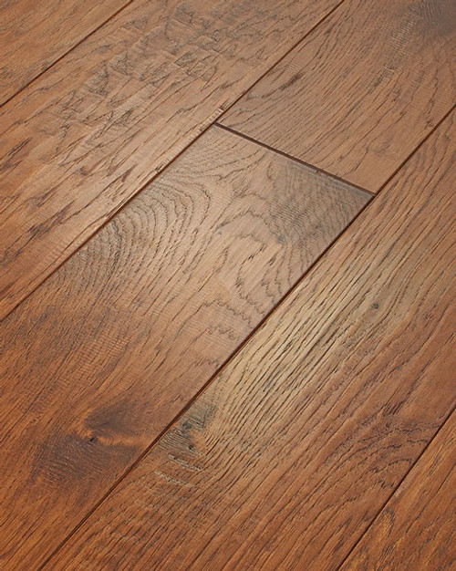 "Heritage Hardwood American Valor Allspice 1/2"" x 7 1/2"" Engineered Hardwood"