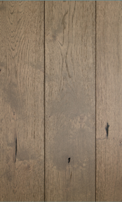 """Hill Country Innovations Andalusia Wire Brushed Oak Sevilla 1/2"""" X 7 1/2"""" Engineered Hardwood"""