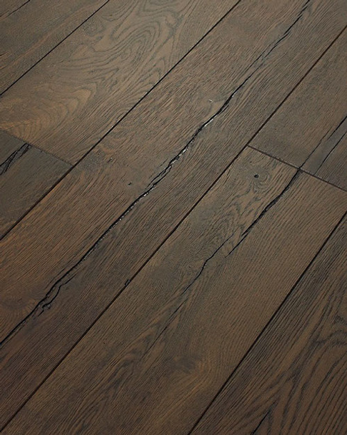 "Heritage Hardwood Heart and Soul Dauntless Hand Scraped 1/2"" x 7"" Engineered Hardwood"