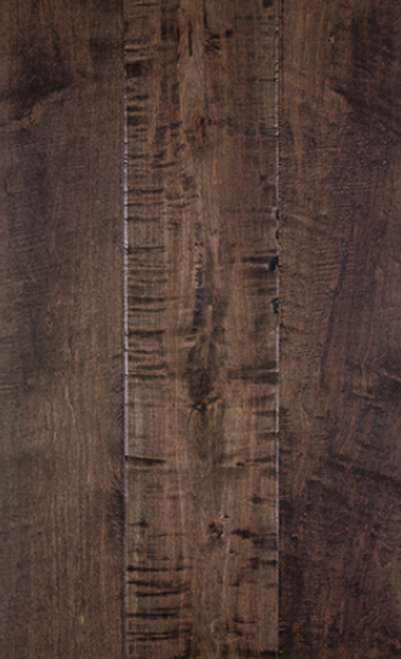 "Hill Country Innovations Caprock Handscraped Maple Smoke Gray 1/2"" x 7 1/2"" Engineered Hardwood"