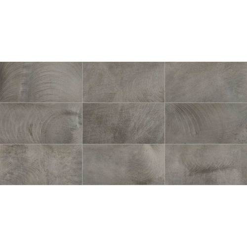 Daltile Ironcraft Charcoal Grey 12\
