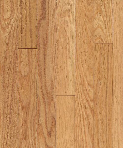 "Armstrong Ascot Strip 2 1/4"" Oak Natural"