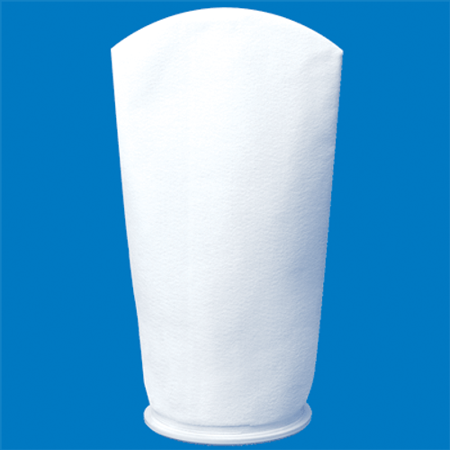 POXL-5-P02E-WW-30, Eaton 5 Micron Filter Bag, DURAGAF™ Polypropylene Felt with Polypropylene SENTINEL™Ring (Price is for a box of 30)