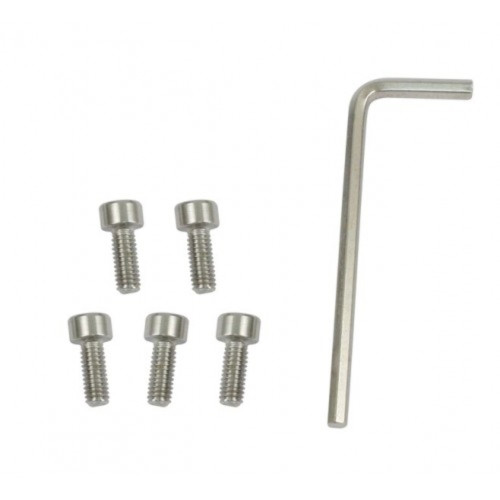 00-9698-0 STAINLESS STEEL BOLTS FOR ALL EMPI BOLT-ON CAPS