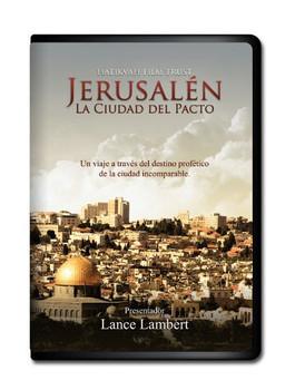 Jerusalen La Ciudad Del Pacto