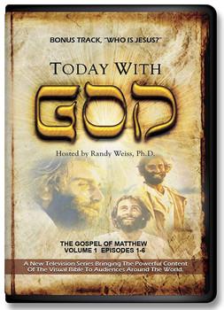 Today With God - Gospel of Matthew (Vol 1)