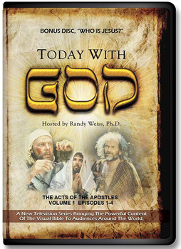 Today With God - Acts (Vol 1)