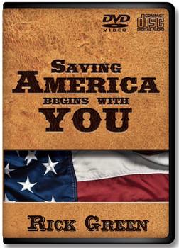 Saving America Begins in You