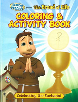 Coloring and Activity Book: Bread of Life