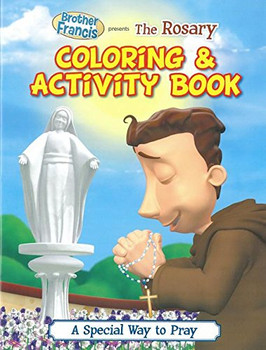 Coloring and Activity Book: The Rosary