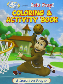 Coloring and Activity Book: Let's Pray