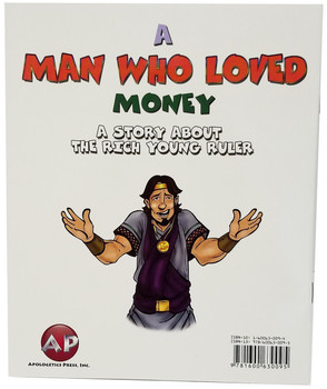 A Man Who Loved Money