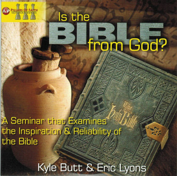 Is The Bible From God?
