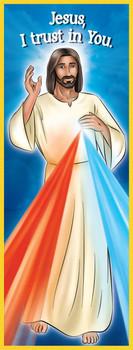 Bookmark - Divine Mercy