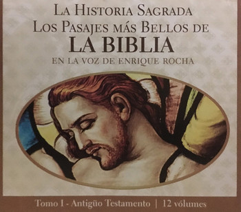 La Historia Sagrada - Antiguo Testamento (CD)