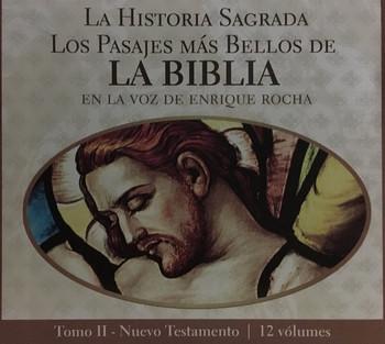 La Historia Sagrada - Nuevo Testamento (CD)