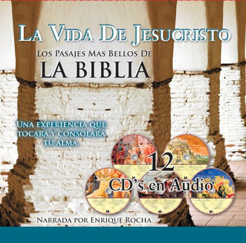 La Vida De Jesucristo (CD)