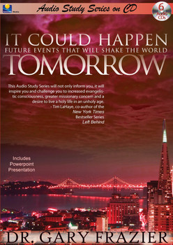 It Could Happen Tomorrow (CD) Teaching Series