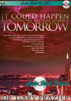 It Could Happen Tomorrow by Gary Frazier (CD)