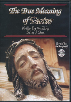 True Meaning of Easter by Fulton J. Sheen (CD)