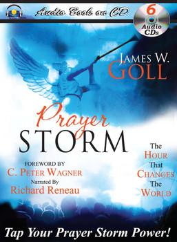 Prayer Storm by Jim Goll (CD)