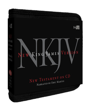 "NKJV New Testament ""Special Edition"" (MP3/CD)"