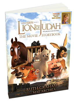 Lion of Judah Storybook (CD)