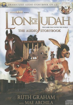 Lion of Judah Book & Audio Combo