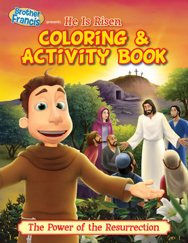 Coloring and Activity Book: He is Risen