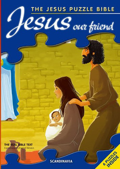 Jesus Our Friend (Jesus Puzzle Bible)