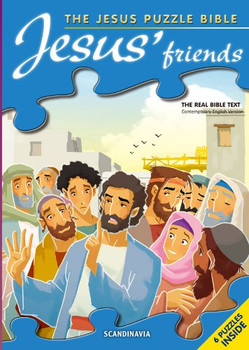 Jesus' Friends (Jesus Puzzle Bible)