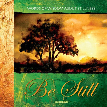 Be Still (Words of Wisdom Gift Set)