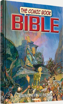 The Comic Book Bible (Vol 2) From Jacob to Moses - Paperback