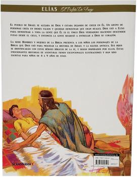 Elias (Hombres y Mujeres en la Serie de la Biblia)